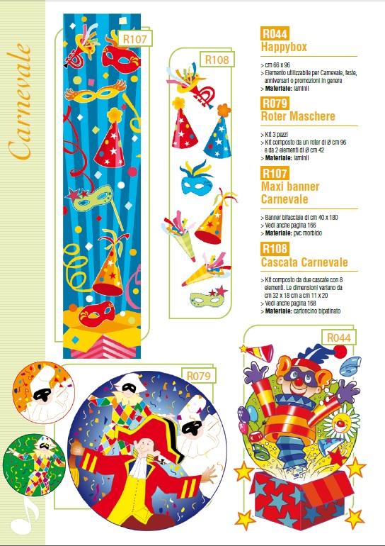 Carnaval - Anniversaire