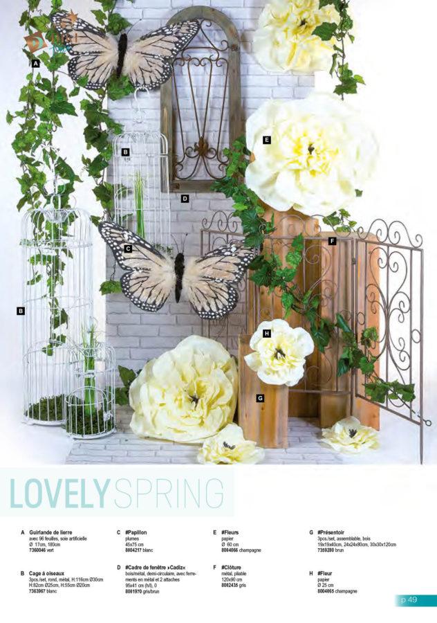 catalogue d coration centres commerciaux printemps. Black Bedroom Furniture Sets. Home Design Ideas