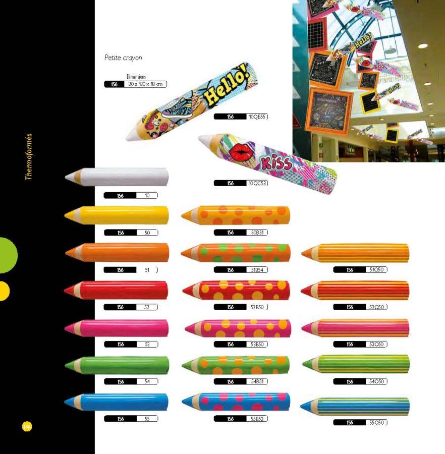 Rentrée : crayons