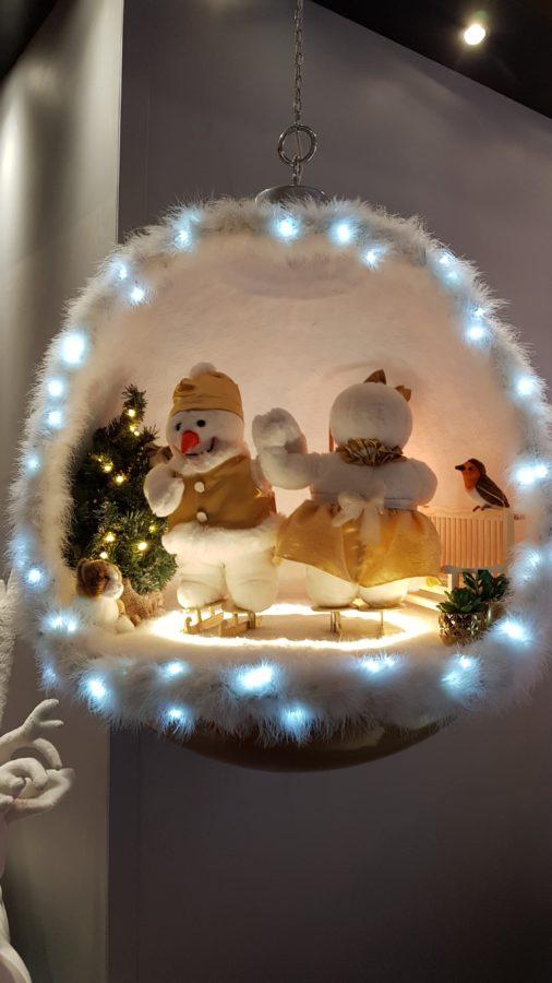 Automates de Noël