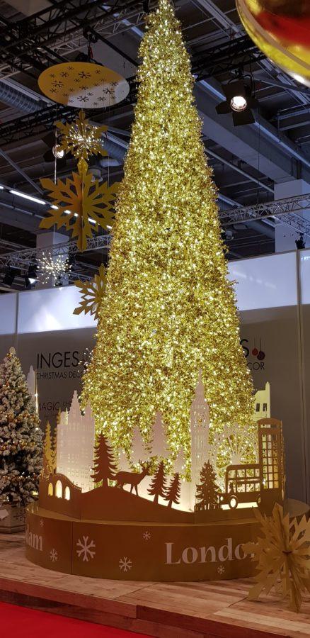 Sapin LED de Noël