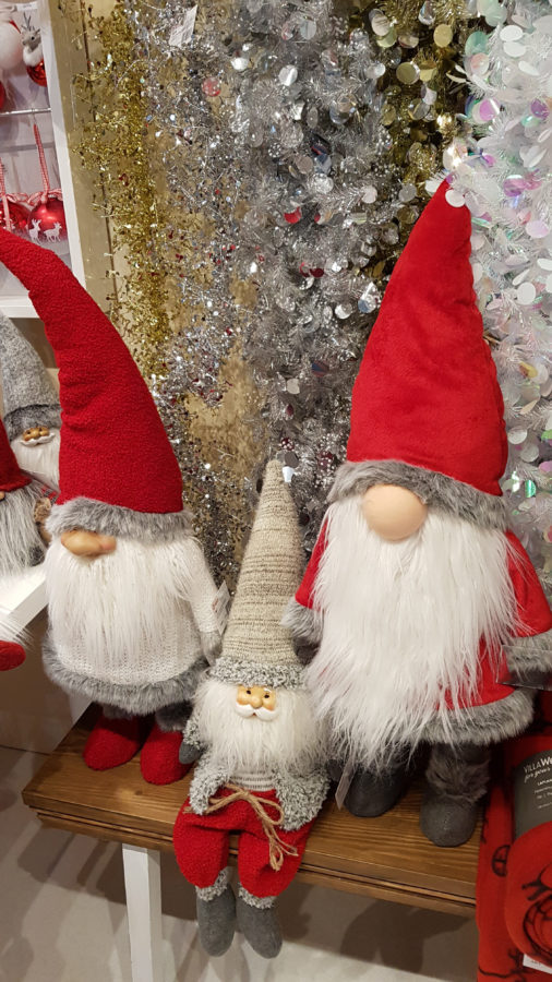 Petits Père-Noël rouges