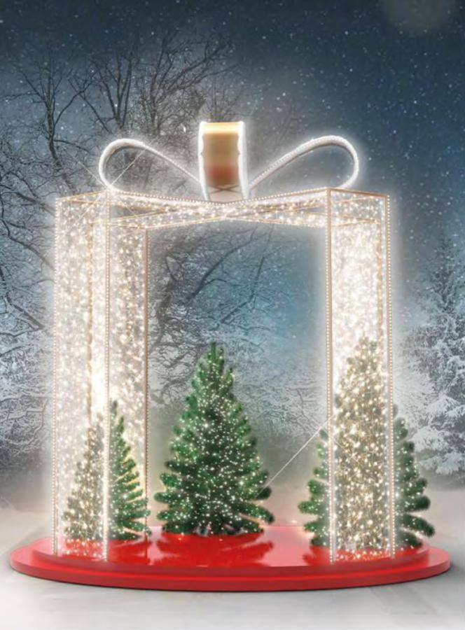 Cadeau LED
