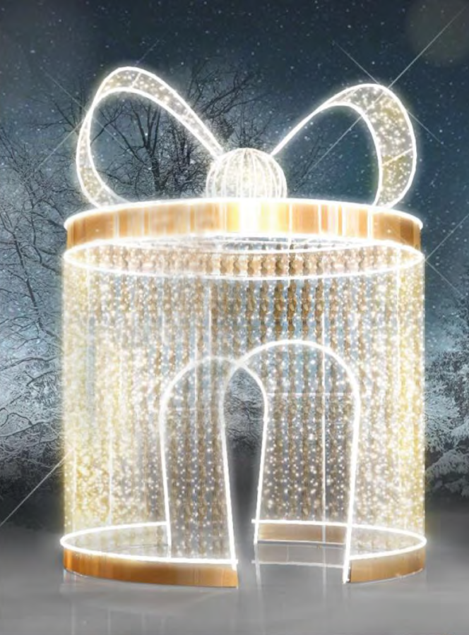 Cadeau LED 2