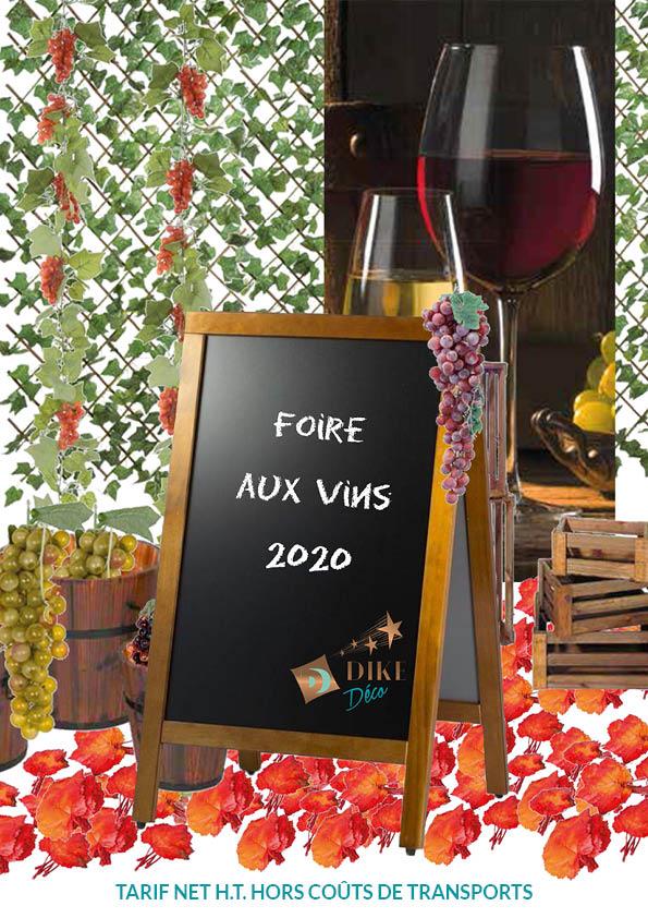 Catalogue foire aux vins 2020