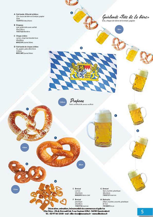 Catalogue Fête de la bière 20205