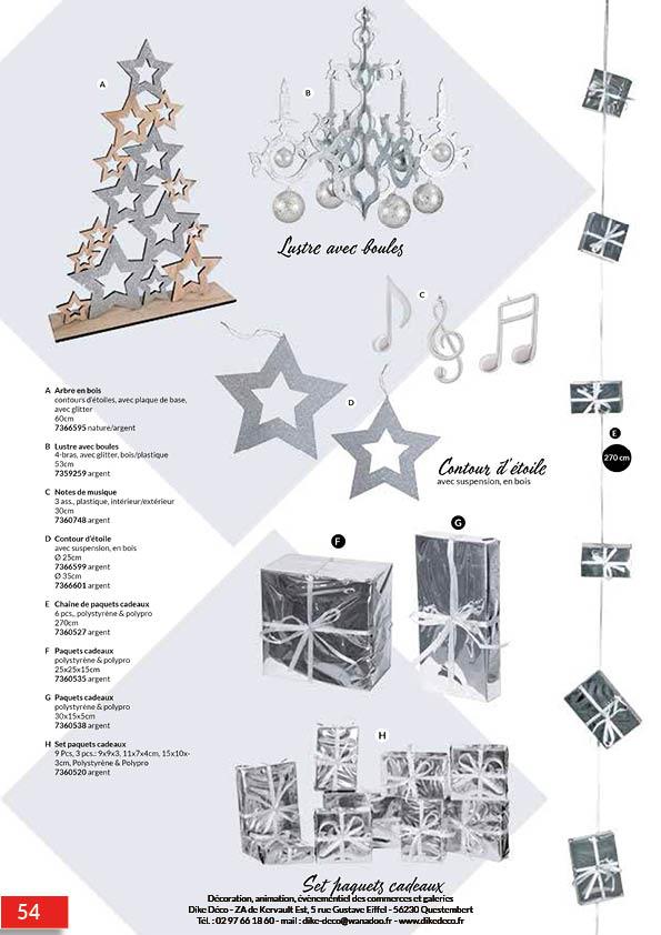 Catalogue noël 202054
