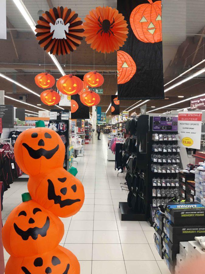 Decoration Halloween Magasin.Halloween Dike Deco Decorations Evenementielles Professionnelles