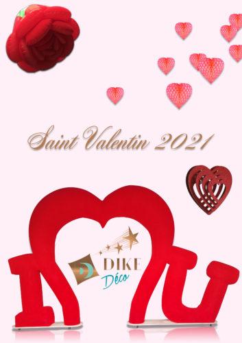 Saint-Valentin : le catalogue 2021
